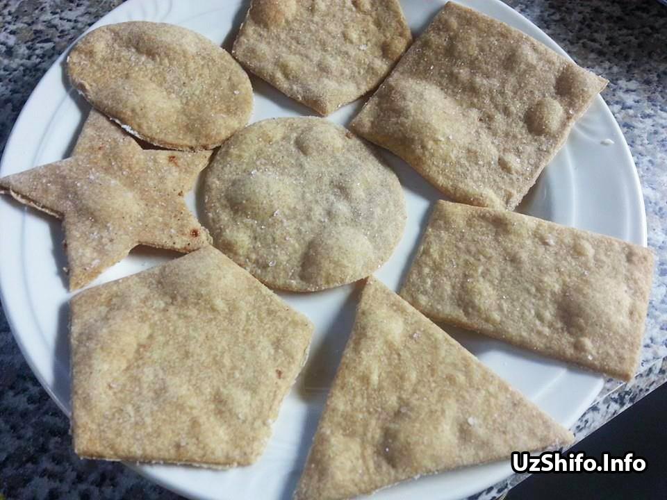 eng mazali krekerlar - энг мазали крекерлар