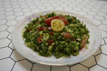 табуле салат тайёрлаш