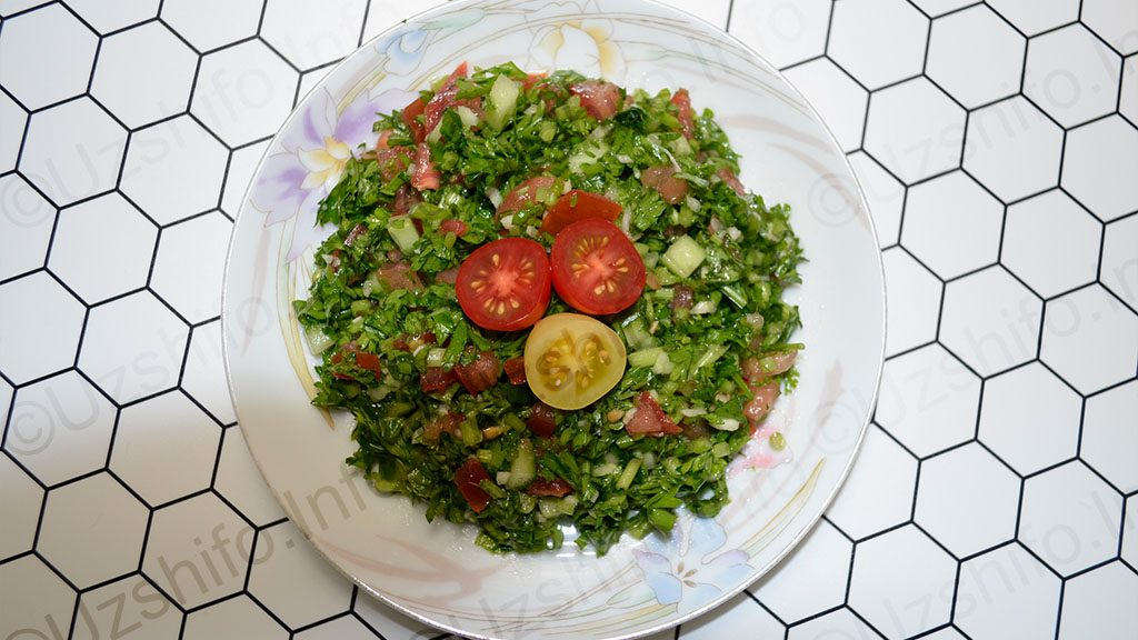 salatlar / салатлар uzshifo.info